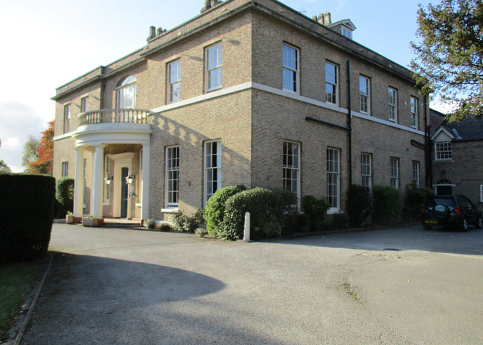 Bessingby Hall Care Home in Bessingby