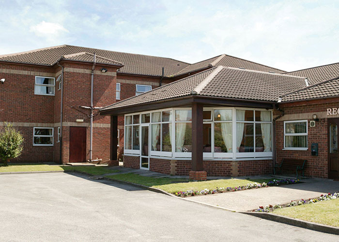 Cherry Trees Care Home in Barnsley