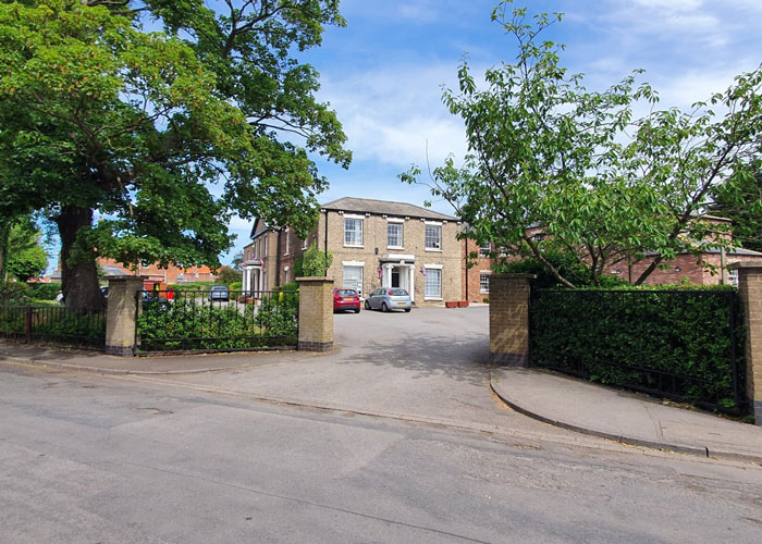 Figham House Care Home in Beverley