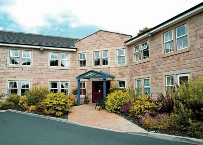 The Hawthornes Care Home in  Birkenshaw