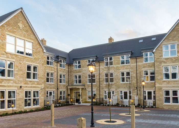 Hutton Manor Care Home in Pudsey, Leeds