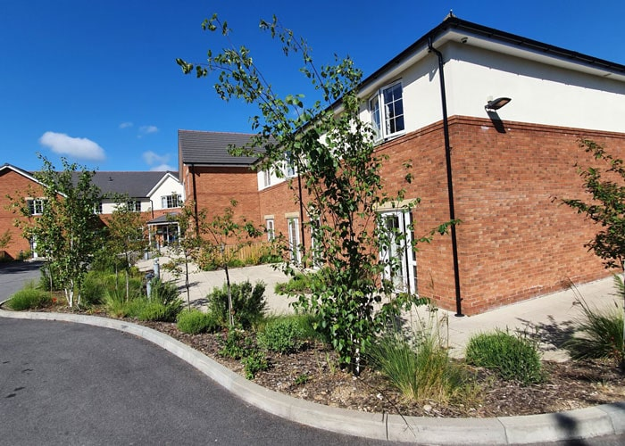 Maple Court Care Home in Scarborough