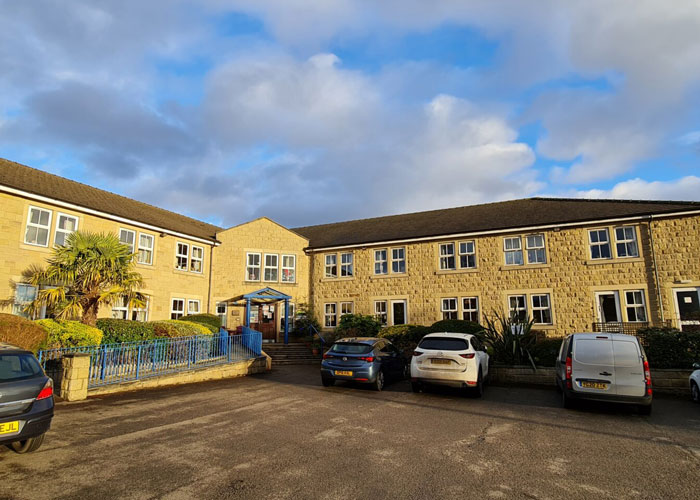 Priestley Care home in Birstall and Batley