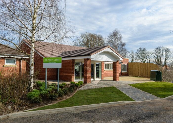 St Mary's Lodge Care Home, Anlaby, Hull
